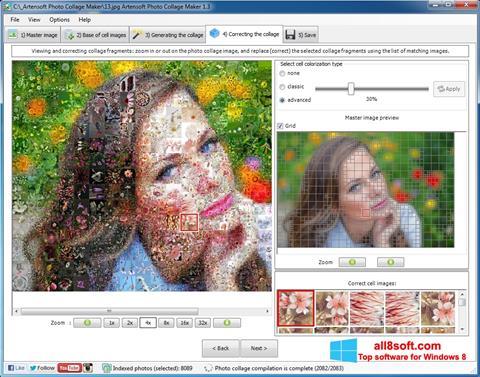 Screenshot Photo Collage Maker Windows 8