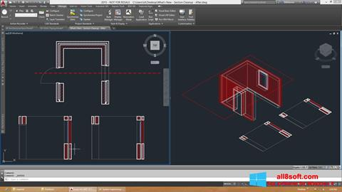 Screenshot AutoCAD Architecture Windows 8