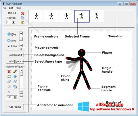 Screenshot Pivot Animator Windows 8