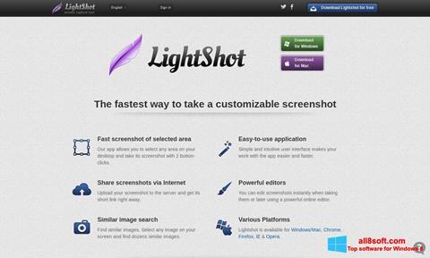 Screenshot LightShot Windows 8