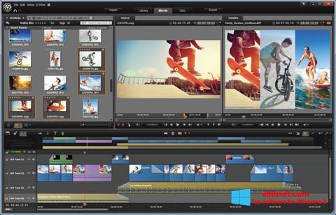 Screenshot Pinnacle Studio Windows 8